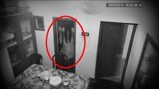 Top Haunted Ghostly Figure Caught on Camera !! Real Scary Video Compilation 2018