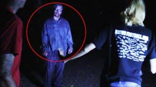GHOST or ZOMBIE Sighting on HAUNTED Highway? S5:Ep1