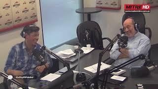 #ViralesDeLaSemana | Héctor Rossi con Alfredo Leuco en Radio Mitre
