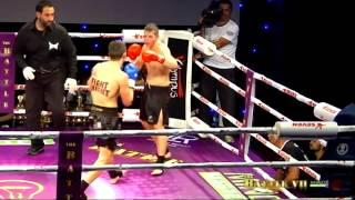 Stelios golden boy Papadopoulos in extra round - THE BATTLE 7 , Athens