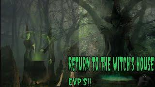 RETURN TO THE WITCH'S HOUSE *AFTER WHAT HAPPENED BEFORE*!!