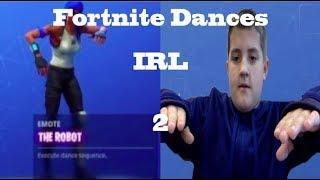Fortnite Dances IRL 2