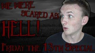 We Were Scared As Hell! - Friday the 13th Special