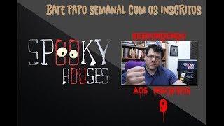 Spooky responde aos inscritos - Episódio 9