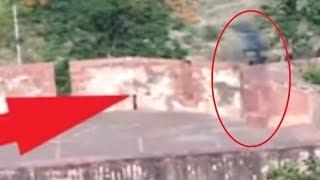 Ghost caught on tape GHOST ENCOUNTERS | Ghost in Agra (INDIA)