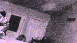 Paranromal investigation- ORB over shoulder?