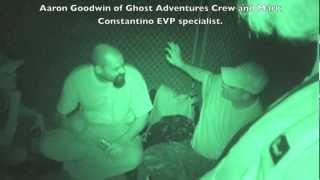 Darkness Radio Event Eastern State Penitentiary Bearfort Paranormal July 2012