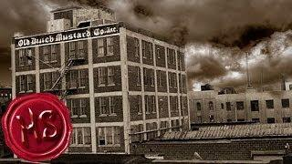 Old Factory Sounds Part 01 - (CreepyPasta with a TWIST!) - HauntingSeason