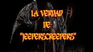 VIDEOS DE TERROR: LA VERDADERA HISTORIA DE JEEPERSCREEPERS