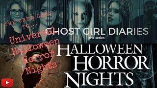 The GGD Crew Goes To Universal Halloween Horror Nights