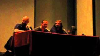 Philly Ghost Hunt 4-25-12 Q&A:Aaron talks about cave ritual with Lady Snake