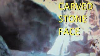 Carved Stone Face Exposed / Shelter Collapse: Bigfooting Off The Beaten Trail