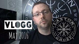 LaxTon Ghost Sweden Spökjägare Vlogg Maj 2016