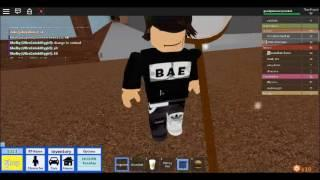 Roblox|Ghost hunting and stuff