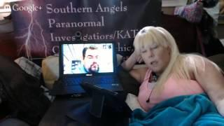 "Paranormal Pillow Talk Live Interview with ""Estate of Horror"" Chris, son of Antia Jo Intenzo.."