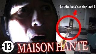 ENFERMÉ DANS UNE MAISON HANTÉE (Chasseur de Fantômes) [Exploration Nocturne] Phénomène Paranormal