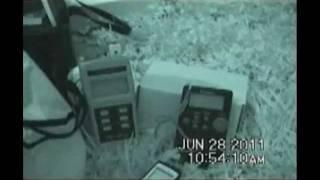 Paranormal Investigation of Monmouth Battlefield - June 28, 2011  (Part 1 of 3)