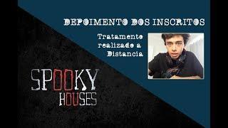 Spooky Houses - Depoimentos dos Pacientes - João Vitor Goes