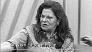 Participação de Rosa Maria Jaques Brasilia Urgente 18julho2001 Band