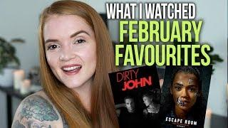 February Favourites 2019 | What I watched | TV shows & Movies