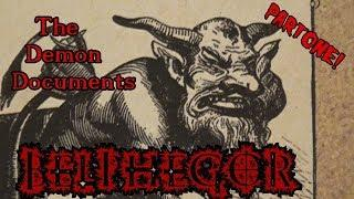 THE DEMON DOCUMENTS: BELPHEGOR - HELL'S PRINCE OF SLOTH | Toilet Demon | DEMONOLOGY DOCUMENTARY