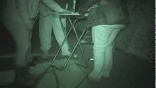Fort Horsted ghost hunt, Chatham, Kent - 19th October 2013