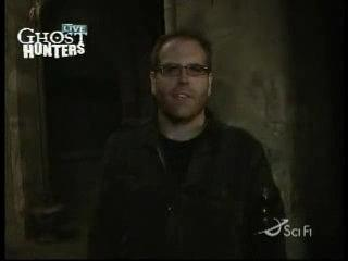 Ghost Hunters Halloween Live 2007 Part 13