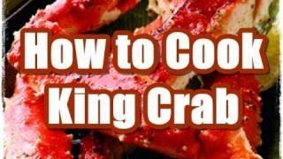 How To Cook Alaskan King Crab 4 Ways