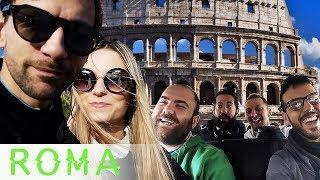 IL PIT IN VIAGGIO PER ROMA