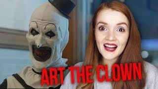WHO IS ART THE CLOWN?!