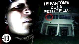 L'ÂME D'UNE PETITE FILLE HANTE CETTE ECOLE ! (Chasseur de Fantômes) [Explorations Nocturnes] Urbex