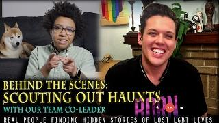 QUEER Ghost Hunters EXTRA: Scouting New Locations to Hunt
