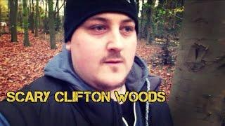 Haunted Finders return to the creepy Clifton Woods