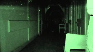 Paranormal Activity at Newsham Park Naughty Boys Rooms