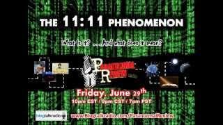Paranormal Review Radio - The 11:11 Phenomenon