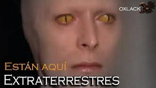 Los Extraterrestres ya están aquí tomo 1 @OxlackCastro
