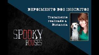 Spooky Houses - Depoimentos dos Pacientes - Mariana Moura