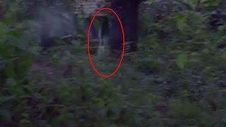 Scary Ghost Videos  | Real Ghost Caught On Tape In Parking Area | Ghost Caught On Tape 2015
