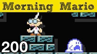 "Morning Mario #200 - ""Paranormal Research"""
