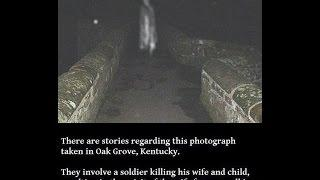 Crazy Ghost Picture Compilation From The Internet