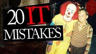 20 Fun Facts and Mistakes in Stephen King's IT Movie