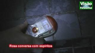 Caça Fantasmas Cemitério Vila Euclides São Bernardo do Campo SP Parte 2.wmv