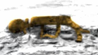 Dead Alien Found On Hilltop Of Mars In NASA Photo