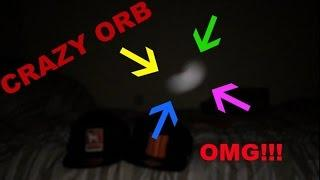 PARANORMAL INVESTIGATION IN ASYLUM !!! GHOST CAUGHT ON CAMERA  (Crazy Orbs) (  now flats)