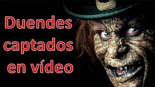 DUENDES captados en VIDEO / 100% real