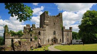 Ghost Adventures Leap Castle  Hell Fire Club