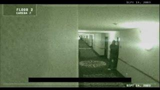 Ghost Screaming In Haunted Hotel Caught On Camera!
