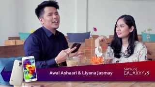Samsung Galaxy S5 Camera tips, tricks and functions with Awal & Liyana