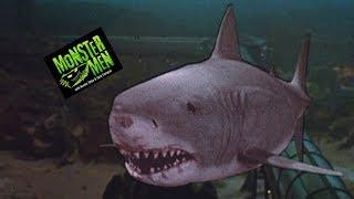 Best and Worst Shark Movies: From JAWS to Sharknado 5 - Monster Men Ep. 120
