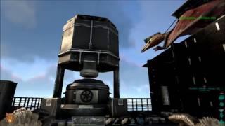 ARK Xbox One [FR] Forge du Volcan (TEASER #17 je visite les construction des abonnés)